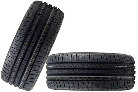 Pack dos neumáticos sava 225/45r17