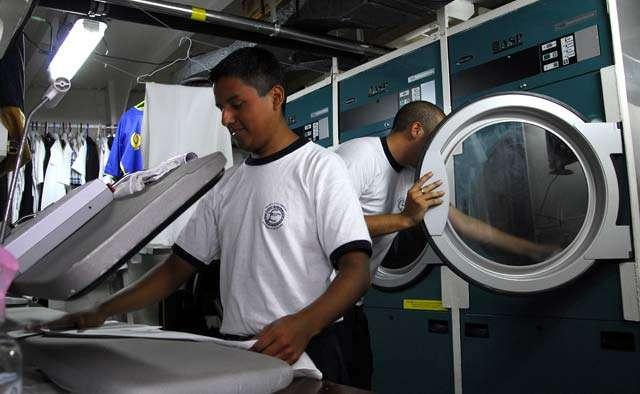 Requerimos encargado de lavanderia