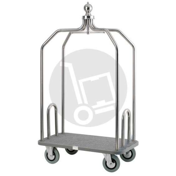 Carros maleteros para hoteles