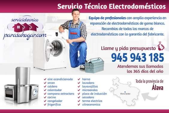 Técnico de reparación de electrodomésticos