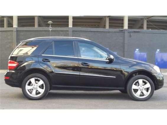Mercedes-benz ml 420 cdi 306cv 4m