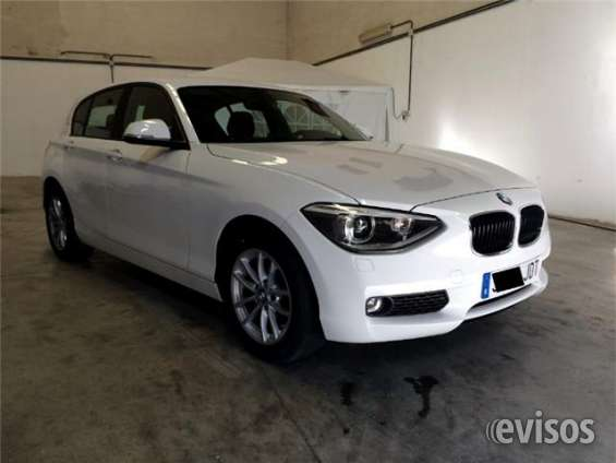 Bmw 118 d essential plus edition