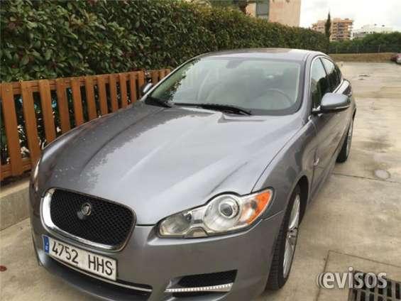 Jaguar xf sv6 3.0 diésel luxury edición especial