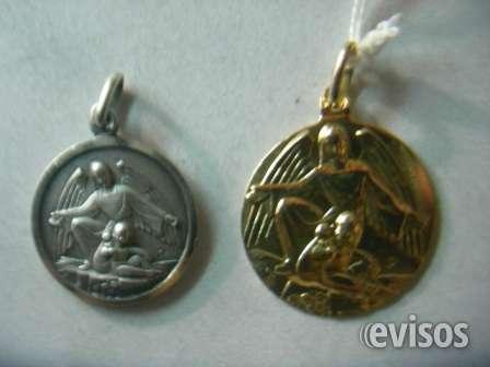 Fotos de Medalla angel custodio de la guarda 4
