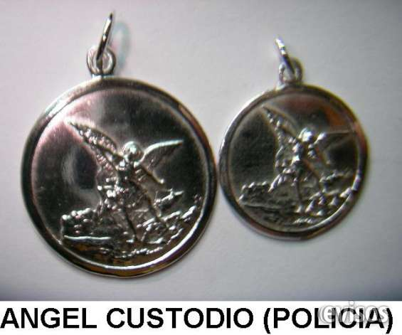Fotos de Medalla angel custodio de la guarda 2