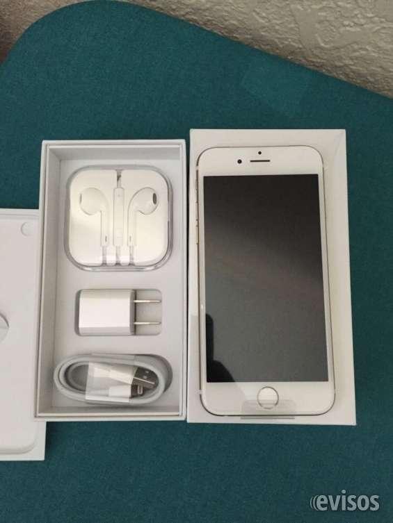 Iphone 6 64gb modelo oro