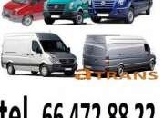 portes - mudanzas - transporte