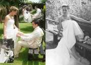 Fotografo economico de bodas books bautizos freelance