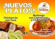 Excelente Restaurante de Comida Dominicana