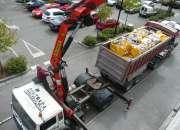 Venta de materiales y maquinaria para construcción y alquiler de contenedores.