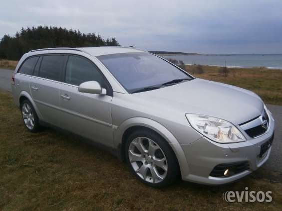 Opel vectra 1,9 150 hk automat masse utstyr 2006, 163 000 km