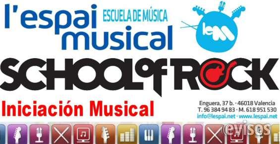 L' espai musical - escuela de música curso 2015-16