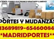 MP/MUDANZAS(913)68.9819 BARATAS EN LAS ROZAS,COSLADA,MADRID