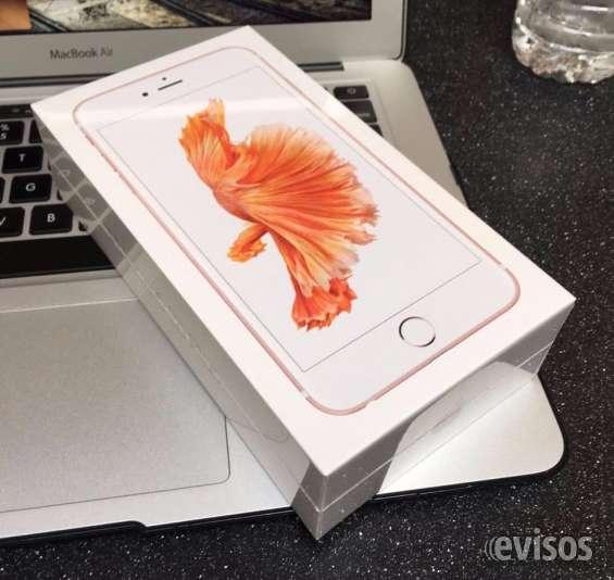 Promoción !! apple i-phone 6s, 64gb 550 euros??