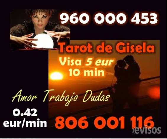 Sacate de dudas con el tarot económico de gisela visa barata 5 euros 10 minutos 960000453