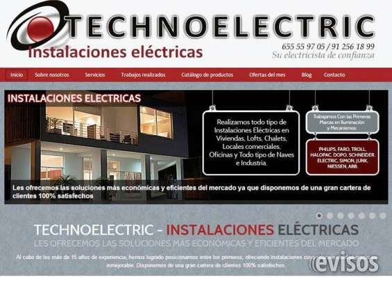 Electricista madrid y alrededores
