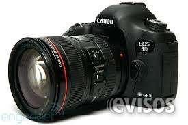 Canon eos 5d mark iii cámara