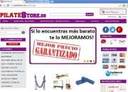VENDO TIENDA ONLINE PRODUCTOS DE PILATES Y YOGA