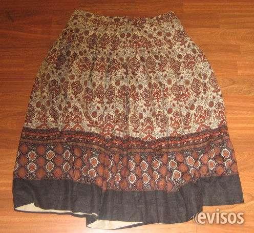 Lote de tres faldas estilo vintage
