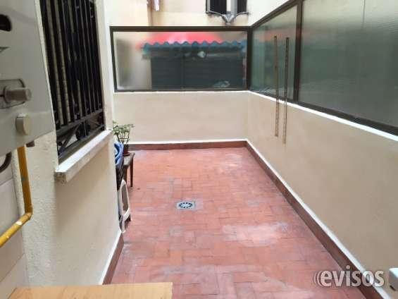 Alquilo piso amueblado con terraza junto nueva fe