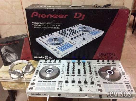 Pioneer ddj-sx por sólo 430 euros y pioneer ddj-sx2 solo 600 euro