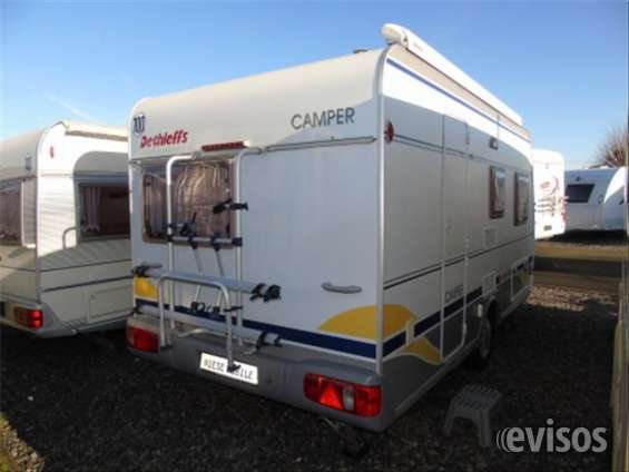 Dethleffs-camper 440