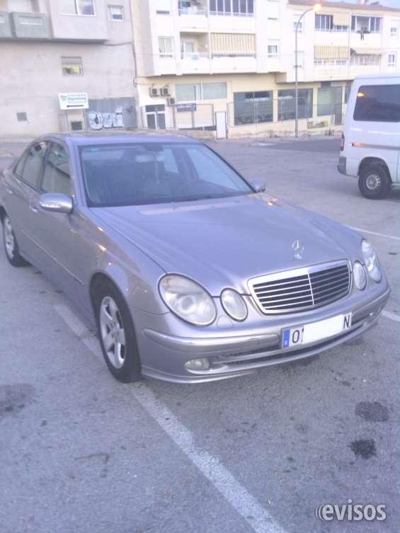 Mercedes e220 cdi avandgard guapo