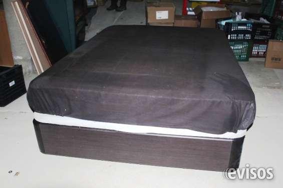 Cama canape doble 1.90 x 140, en buen estado: 100 euros (no es ikea)