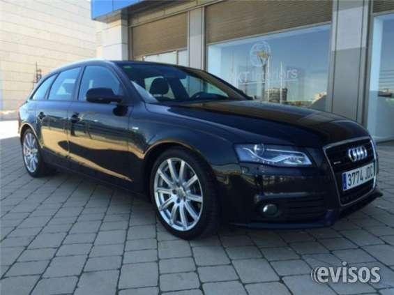 Audi a4 avant 3.0tdi s-tronic dpf