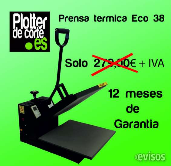 Plancha transfer refine eco 38 oferta
