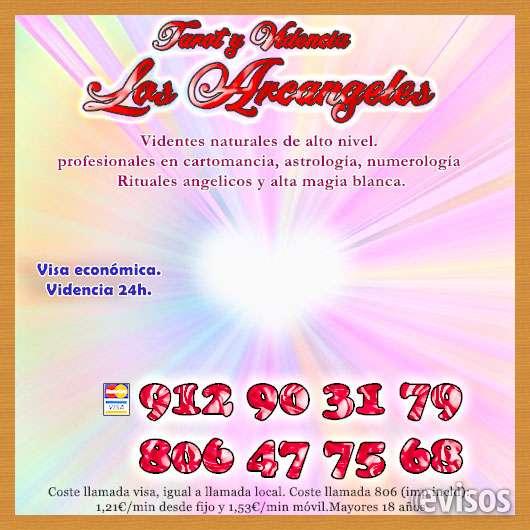 Tarot y videncia los arcangeles 912903179