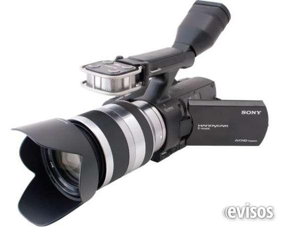 Vendo camara de video sony nex-vg20 - 1000 euros
