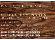 instaladores de suelos de maderas