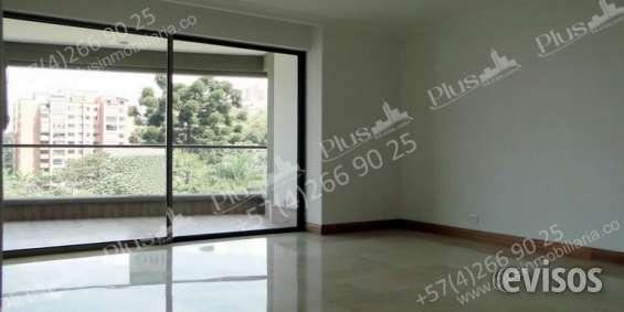 V 216. se vende apartamento en el poblado (los balsos)