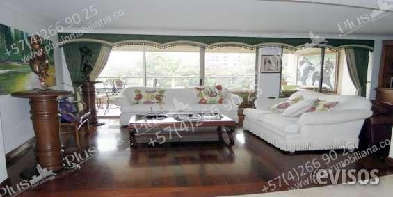 V 230. se vende apartamento en el poblado (los balsos)