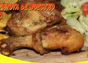 Delicia dominicana imperdible: PICAPOLLO!