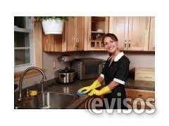 Estás buscando empleada de hogar interna o externa?