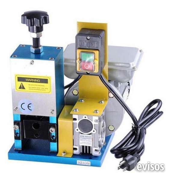 Pelador de cable / máquina de reciclaje de cable 25mm