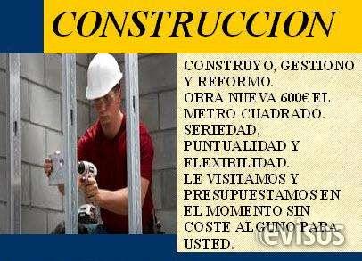 Constructor obra nueva reformas