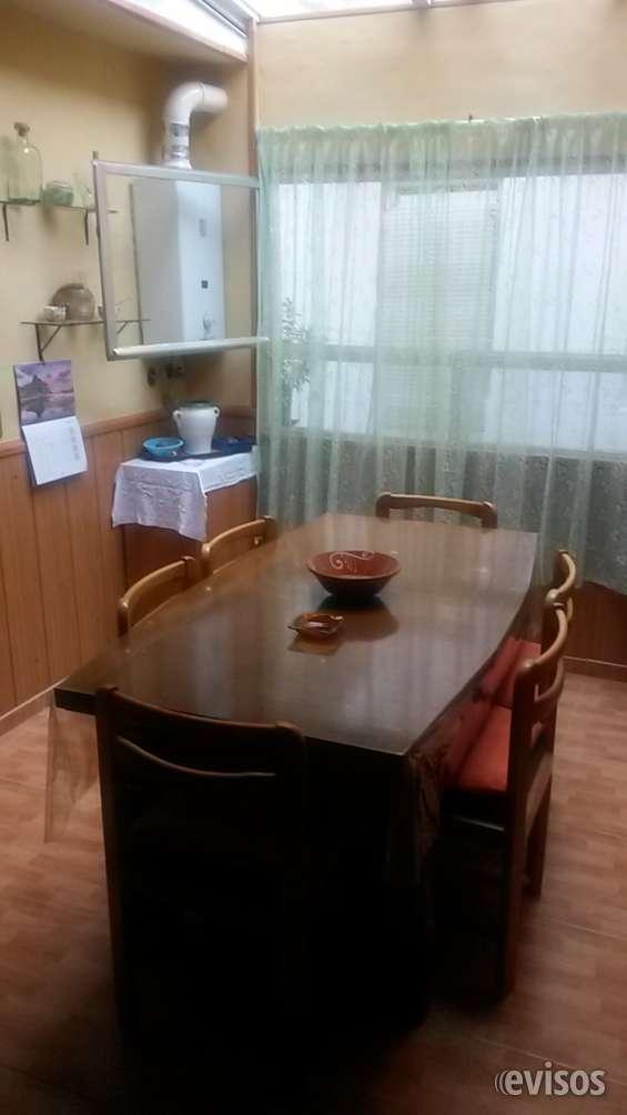 Salon cocina office climalit