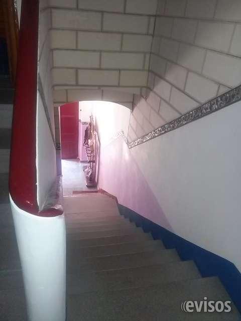 Escalera bajada