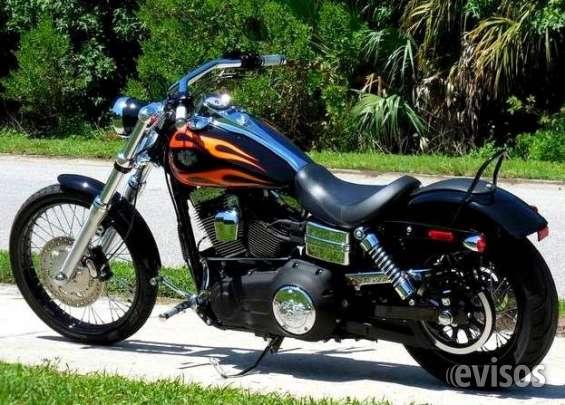 Harley davidsondyna wide glide