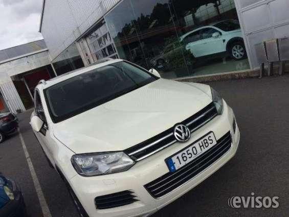 Volkswagen touareg 3.0 tdi v6 bmt