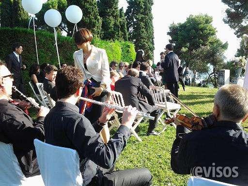 Fotos de Música bodas, eventos, violín, chelo, flauta, cataluña 5