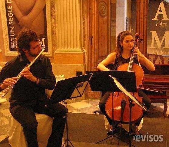 Fotos de Música bodas, eventos, violín, chelo, flauta, cataluña 3