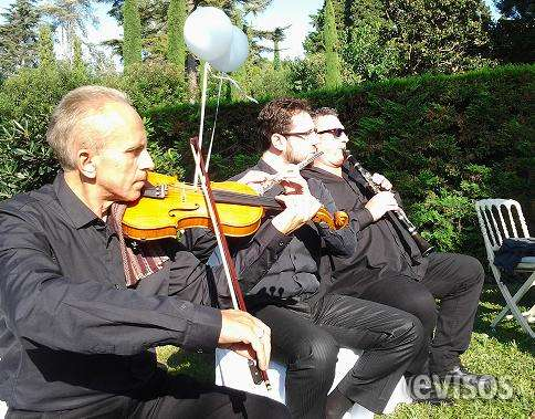 Fotos de Música bodas, eventos, violín, chelo, flauta, cataluña 4