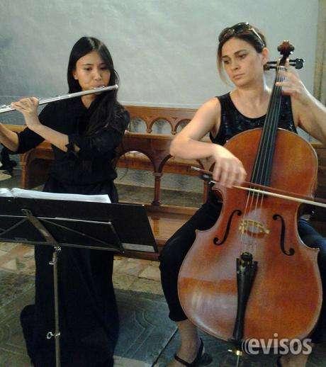 Fotos de Música bodas, eventos, violín, chelo, flauta, cataluña 10