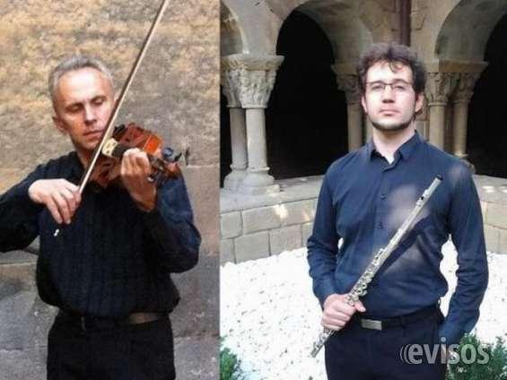 Fotos de Música bodas, eventos, violín, chelo, flauta, cataluña 8