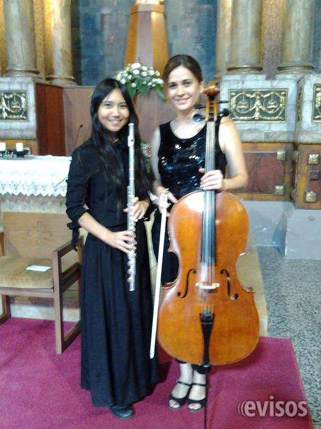 Fotos de Música bodas, eventos, violín, chelo, flauta, cataluña 2
