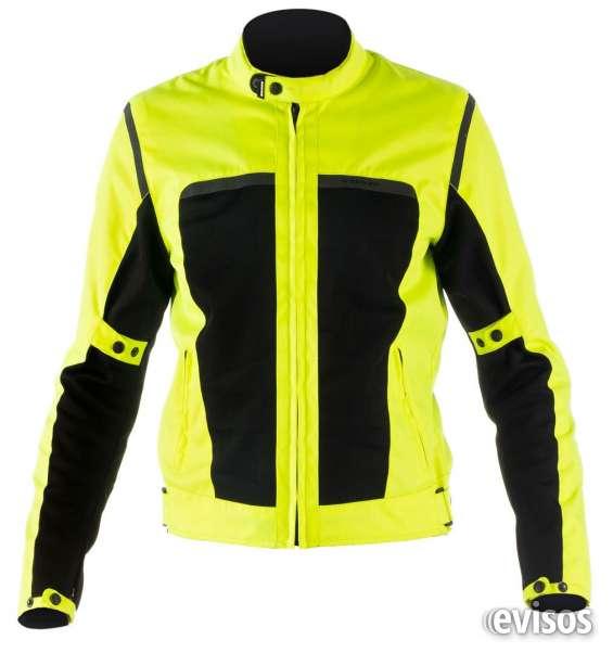 Spyke luft chaqueta de moto textil